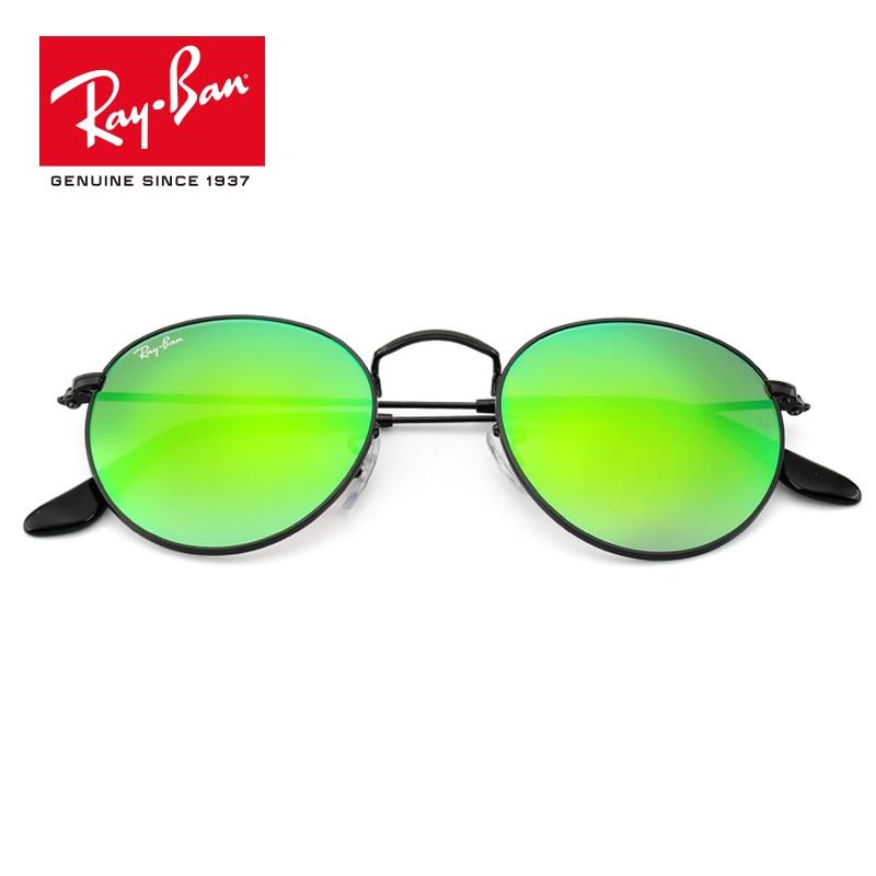 Rayban Original Outdoor Sunglasses Brand Designer Eyeglasses gafas For Mens Womens Sun Glasses RB3447-112/P9 feidu 2015 brand designer high quality metal sunglasses women men mirror coating лен sun glasses unisex gafas de sol