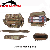Pureleisure Fishing Bag Spinning Reel Cover Carp Bag Fishing Rod Case Cover Hengelsport Foudraal Case Rod pouches sac de peche