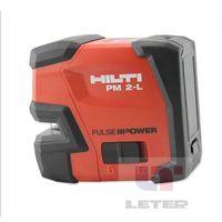 Hilti poziom lasera PM 2 L laser liniowy liniowy wskaźnik laserowy projektorach liniowy wskaźnik laserowy w Części i akcesoria do instrumentów od Narzędzia na