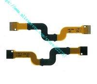 NOVO Eixo de Rotação LCD Flex Cable Para Olympus TG-850 TG850 TG-860 TG860 Digital Camera Repair Parte