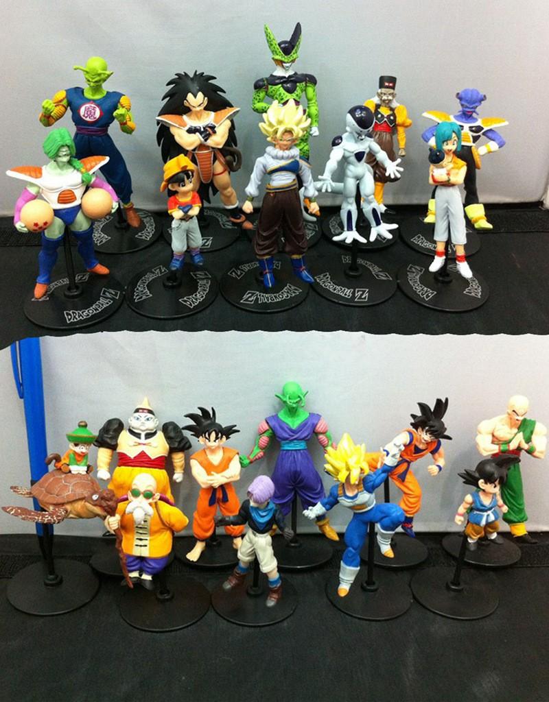 Figuras Goku Dragon ball baratas low cost broly super
