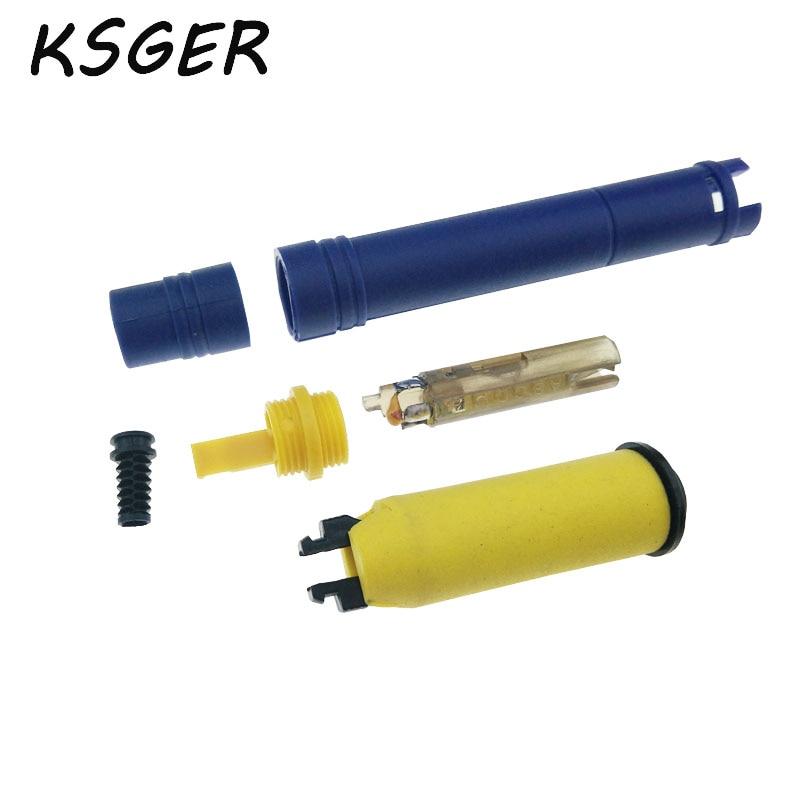 ksger t12 soldering solder iron tip handle soldering handle set diy set in electric soldering. Black Bedroom Furniture Sets. Home Design Ideas