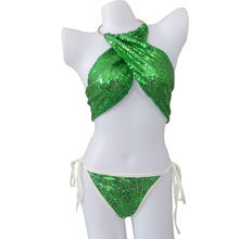 Brazilian Sequined Swimsuits