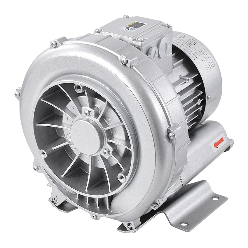Nouveauté ventilateur haute pression anneau Vortex ventilateur haute pression pompe à Air 2RB230-7AH16 220 V/380 v