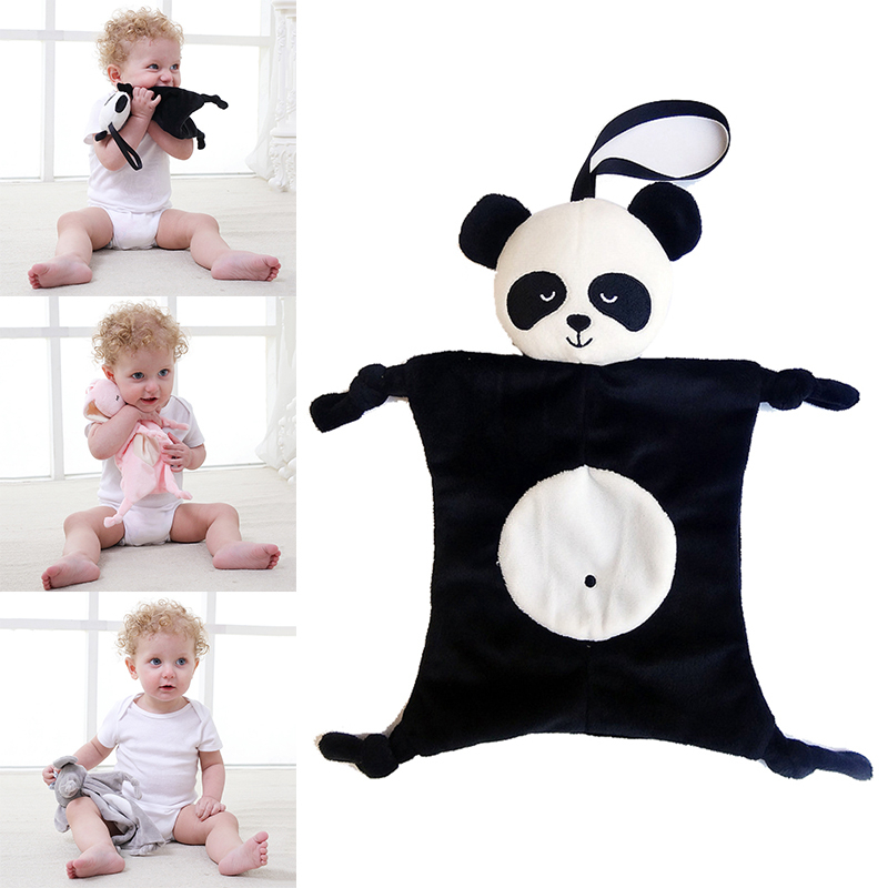 2019 Babies Plush Soothing Toys Security Blanket Baby Toys Soothing Towel For Baby Care I0154