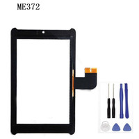 100 Tested For Asus Fonepad 7 LTE ME372 ME372CG K00E Digitizer Touch Screen Panel Sensor Glass