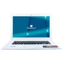 8 GB de RAM y 256 GB SSD ordenador portátil de cuatro núcleos ordenador portátil 14 pulgadas 1600 * 900 Screen Bluetooth WIFI Mini HDMI 1.3MP Webcam Windows 10