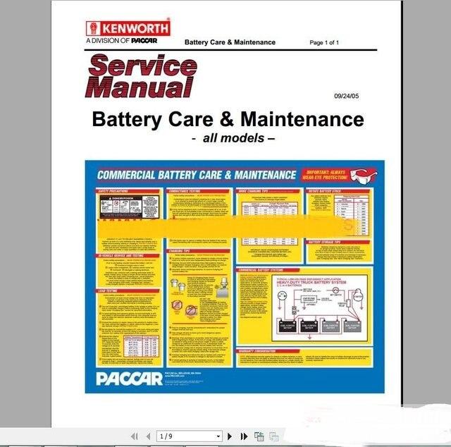 online shop kenworth truck service manual owner manual diagram all rh m aliexpress com kenworth w900 owners manual 2007 kenworth w900 owners manual
