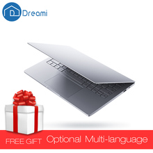 Dreami 13.3 Inch Original Xiaomi Mi Notebook Air Intel Core i5-6200U CPU 2.7GHz Ultrathin Laptop 8GB RAM 256GB SSD Windows 10(Hong Kong)