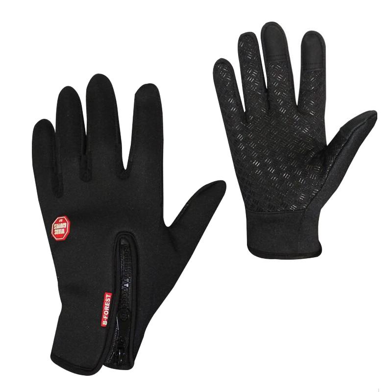 Теплые перчатки для верховой езды, ветрозащитные, Luva Ciclismo, перчатки для верховой езды с сенсорным экраном для женщин, мужчин и детей