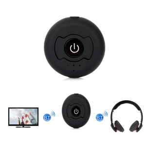 Image 5 - Multi point AUX 3.55mm Wireless Audio Bluetooth Transmitter Music Stereo Adapter For TV Smart PC DVD MP3 Bluetooth 4.0 double