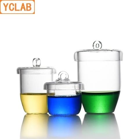 de quartzo yclab 30 ml com tampa ou nenhuma tampa