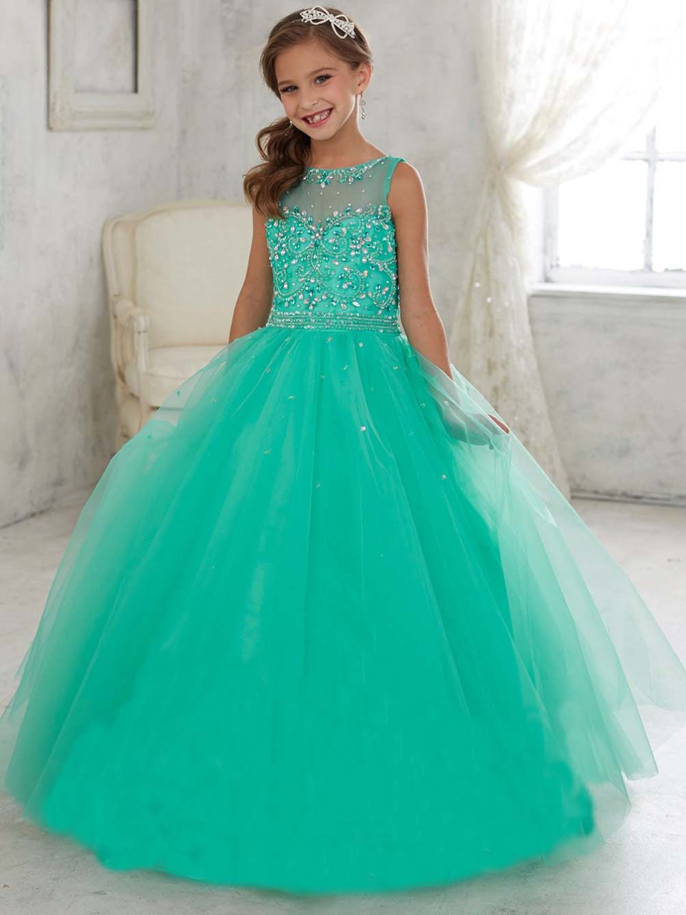 Popular Little Girls Dresses for Special Occasions-Buy Cheap ...