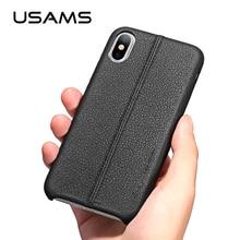 USAMS Joe Series Case for iphone X/Xs