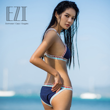 July Sand 2019 new swimwear women Low Waist Bikini Set two pieces Bathing Suit Beach 2175