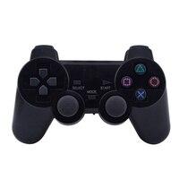 Onetomax 2018 New 2 4G Wireless Gamepad Joystick Joypad For Sony Playstation PS2 Controller With Wireless