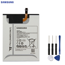 SAMSUNG Original Replacement Battery EB-BT280ABE For Samsung GALAXY Tab A 7.0 T280 T285 SM-T280 Authentic Battery 4000mAh dhrs 32 a dhws 25 a festo new original authentic authentic