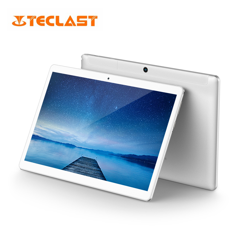 10.1 inch 1920*1200 Teclast A10S Tablet PC Android 7.0 MTK 8163 Quad Core 2GB RAM 32GB Dual WiFi GPS Tablets gpd xd 5 inch android4 4 gamepad 2gb 32gb rk3288