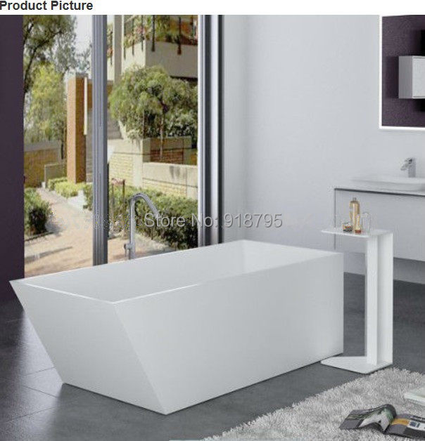 Online Shop 1600x720x550mm Solid Surface Stone CUPC Approval Bathtub ...