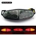 For KAWASAKI KLE 1000 KLE1000 VERSYS 2012 2013 2014 2015 Motorcycle Integrated LED Tail Light Turn signal Blinker Lamp Smoke
