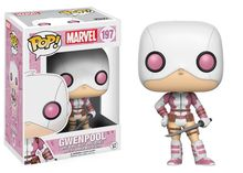 Funko pop Official Marvel: GwenPool Masked Vinyl Action Figure Collectible Model Toy with Original Box
