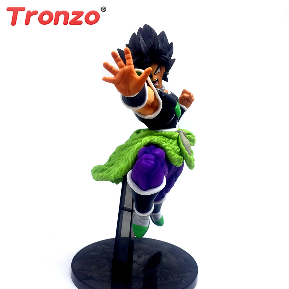 Tronzo Action Figure Dragon Ball Super ULTIMATE SOLDIERS Broly Broli PVC Model Toys DBZ Movie Broly Super Saiyan Figurine ToysTronzo Action Figure Dragon Ball Super ULTIMATE SOLDIERS Broly Broli PVC Model Toys DBZ Movie Broly Super Saiyan Figurine Toys