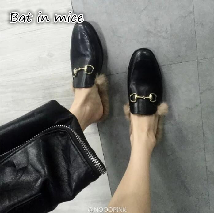B.I.M Autumn spring Internationa Fashion womens flats hairy women shoes lady flats loafers Ladies Slip On lazy person shoes S100 beyarne rivets decoration brand shoes flats women spring autumn fashion womens flats boat shoes sexy ladies plus size 11