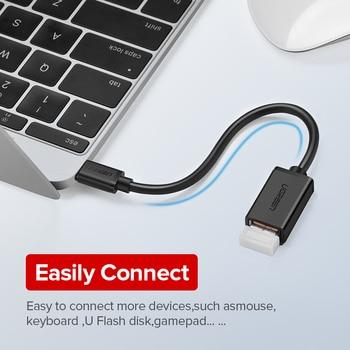 USB Type C to USB 3.0 USB 2.0 OTG Adapter 4