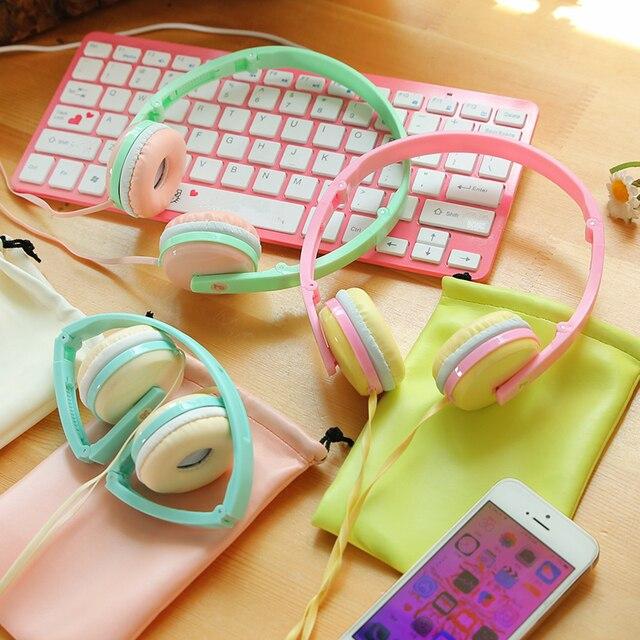Laptop earphones - girls retractable earphones for girls