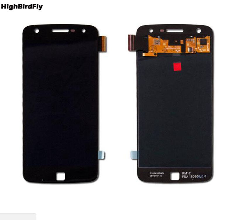 "5.5"" For Motorola Moto Z Play Xt1635 XT1635 02 XT1635 01 Lcd Screen Display +Touch Glass Digitizer Assembly Replacement Parts-in Mobile Phone LCDs from Cellphones & Telecommunications on Aliexpress.com 