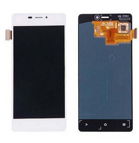 ФОТО For Fly IQ4516 LCD Touch Screen Digitizer Assembly 100% Good Working LCD Display with Assuring