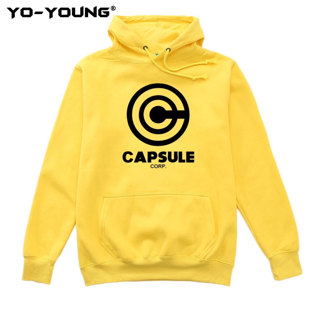 Yo Young Women Hoodies Sweatshirts Anime Dragon Balls Unisex 