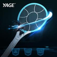 YAGE Swatter Κουνουπιέρες Ποντίκι Ελέγχου Bug Zapper Απόρριψη Ρακέτα Trap Σπίτι Εργαλείο 2200V Ηλεκτρικά Shock 400mAh Ηλεκτρικά Κουνούπι