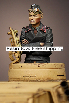 цена pre order-Resin toys 35176 Panzer Commander #2 Free shipping