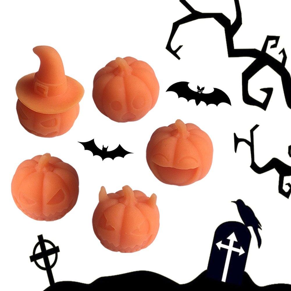 Хэллоуин украшения Моделирование небольшой тыквы пены Мини DIY Искусственный ручной работы Хэллоуин поставок Диаметр