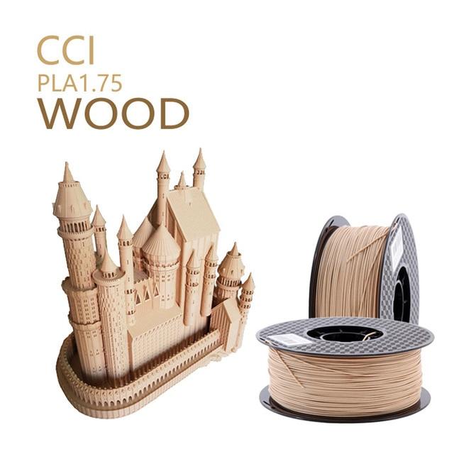 3d drucker filament holz pla 1,75mm holz farbe 3d druck material pla ...