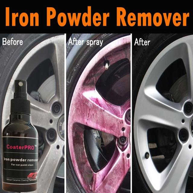 Coaterpro Auto Iron Powder Remover Rust Remover Wheel Rim Cleaner