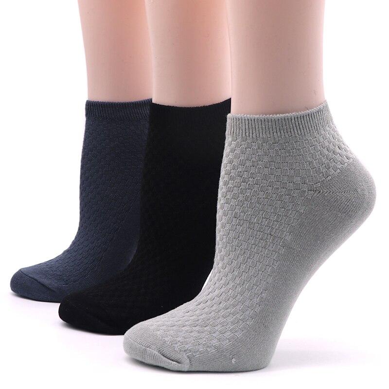 3Pairs Mens Ankle Socks Male Boat Socks For Men Short Socks Men Male Chaussettes Meias Masculinas Calcetines Hombre Short Socks