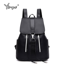 Women student school backpacks oxford stylish backpack joker leisure bookbags waterproof rucksack large capacity travel bags