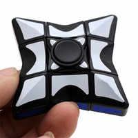 IPiggy Puzzle Spinner suave y velocidad 1x3x3 cubo alivio de la tensión juguete FocusToy para aliviar el entrenamiento