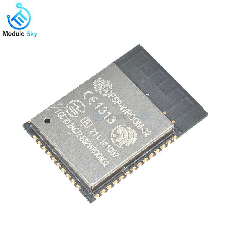 ESP32 ESP32S ESP8266 WIFI Bluetooth Module 240MHz Dual Core CPU With Low  Power Consumption MCU ESP-32