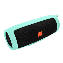 2019 New Bluetooth Speaker Case For JBL charge3 Bluetooth Speaker Portable Mountaineering Silicone Case#T2(China)