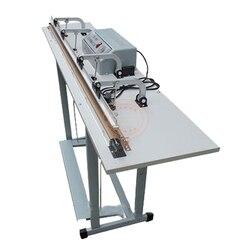Pedał uszczelniania maszyn instrukcja uszczelniania maszyn worek uszczelniaczem 110 V lub 220 V pakiet uszczelniaczem PSF1200