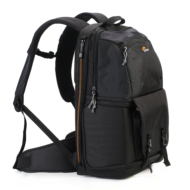 Image 3 - Genuine Lowepro Fastpack BP 250 II AW dslr multifunction day pack 2 design 250AW digital slr rucksack New camera backpack-in Camera/Video Bags from Consumer Electronics
