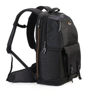 Image 3 - Véritable Lowepro Fastpack BP 250 II AW dslr multifonction day pack 2 conception 250AW numérique slr sac à dos nouveau sac à dos dappareil photo