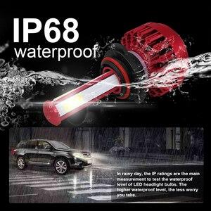 Image 5 - Roadsun ampoules de phares de voiture 12000LM H7 H4