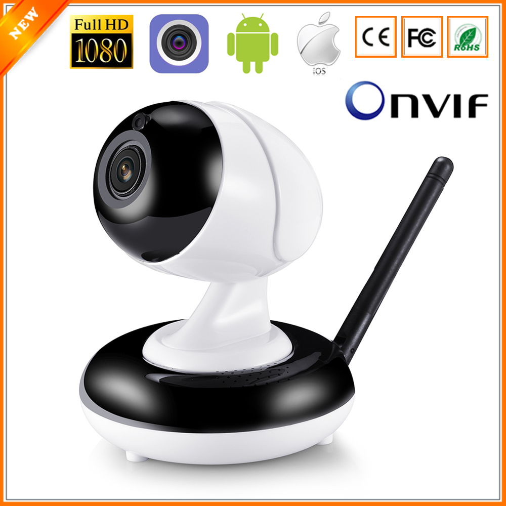 BESDER 4X Auto Zoom PTZ IP Camera Wifi Mini Security Indoor Two Way Audio PTZ Camera