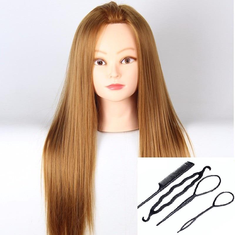 2017 Hot Sale Hair Mannequin Head Fodrász Mannequin Head Hair - Művészet, kézművesség és varrás