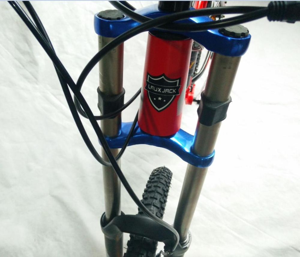 Top tyre dirt bike   Full suspension  AM/XC    Hydraulic brakes  new cycling bicicleta mountain bike  21/24/27/30 speed  26*17inch 5