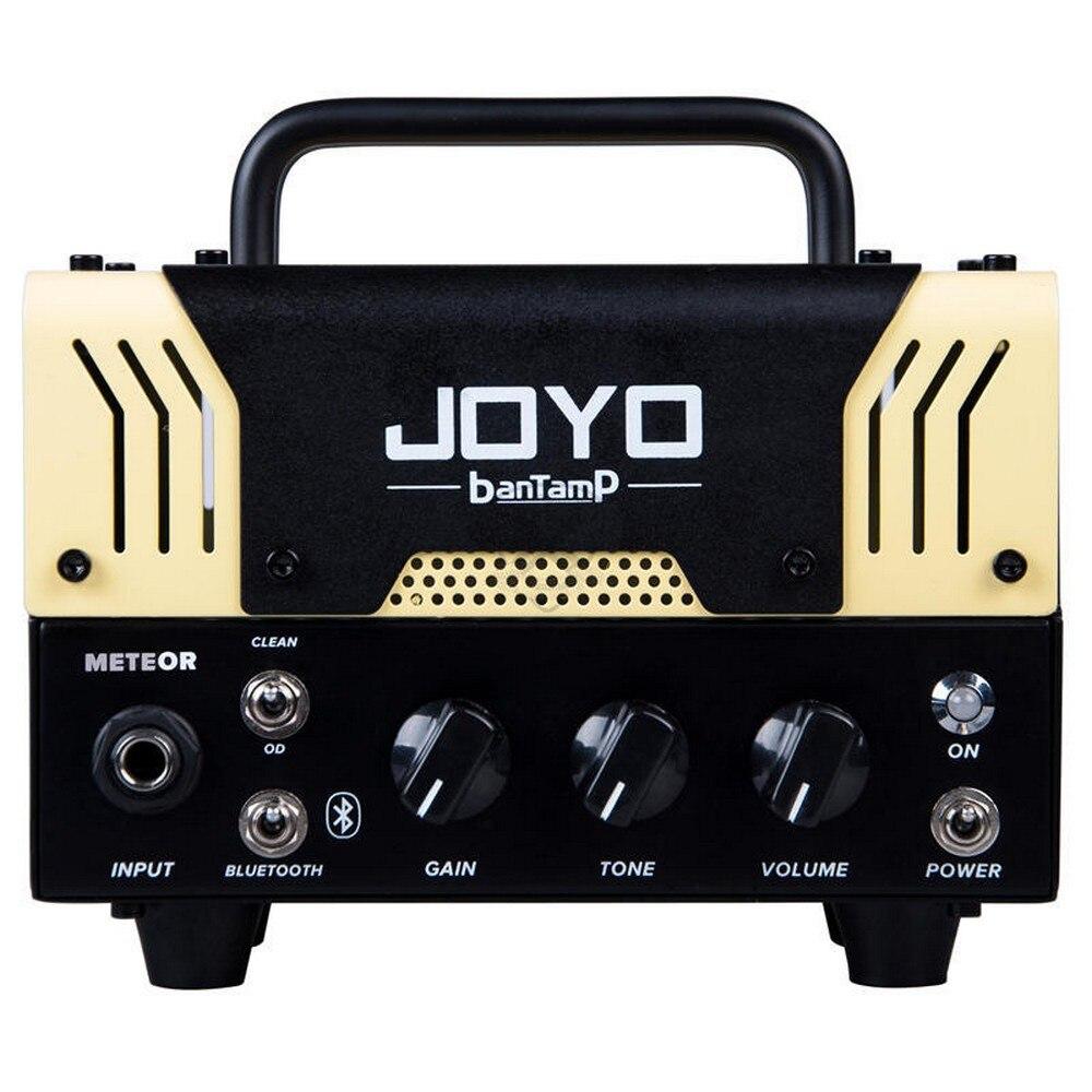JOYO Electric Guitar AMP Amplifier Tube Multi Effects Preamp Portable Mini Speaker Bluetooth banTamP Guitar Parts Accessories - 5